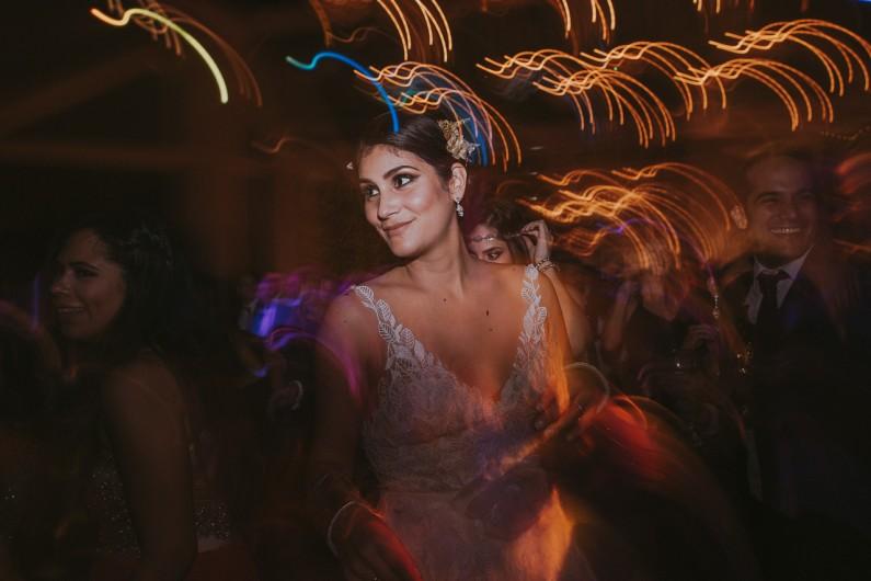 hermosa boda westin club hipico lima peru - tatiana david