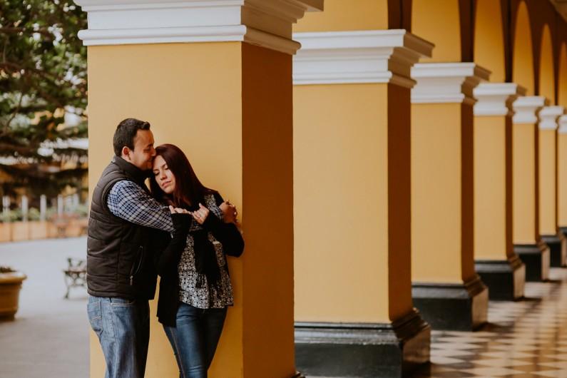sesion romantica centro de lima peru - alejandra freddy