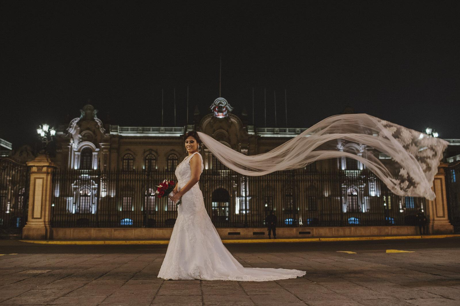 novia palacio de gobierno lima