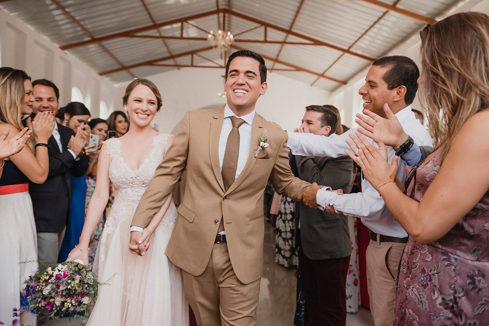 Boda de Maria Claudia y Enrique en Cieneguilla