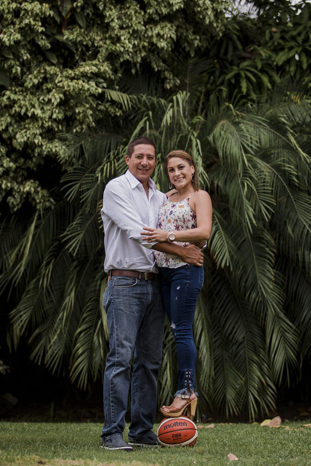 Marianela y Fernando sesión Casona Clark