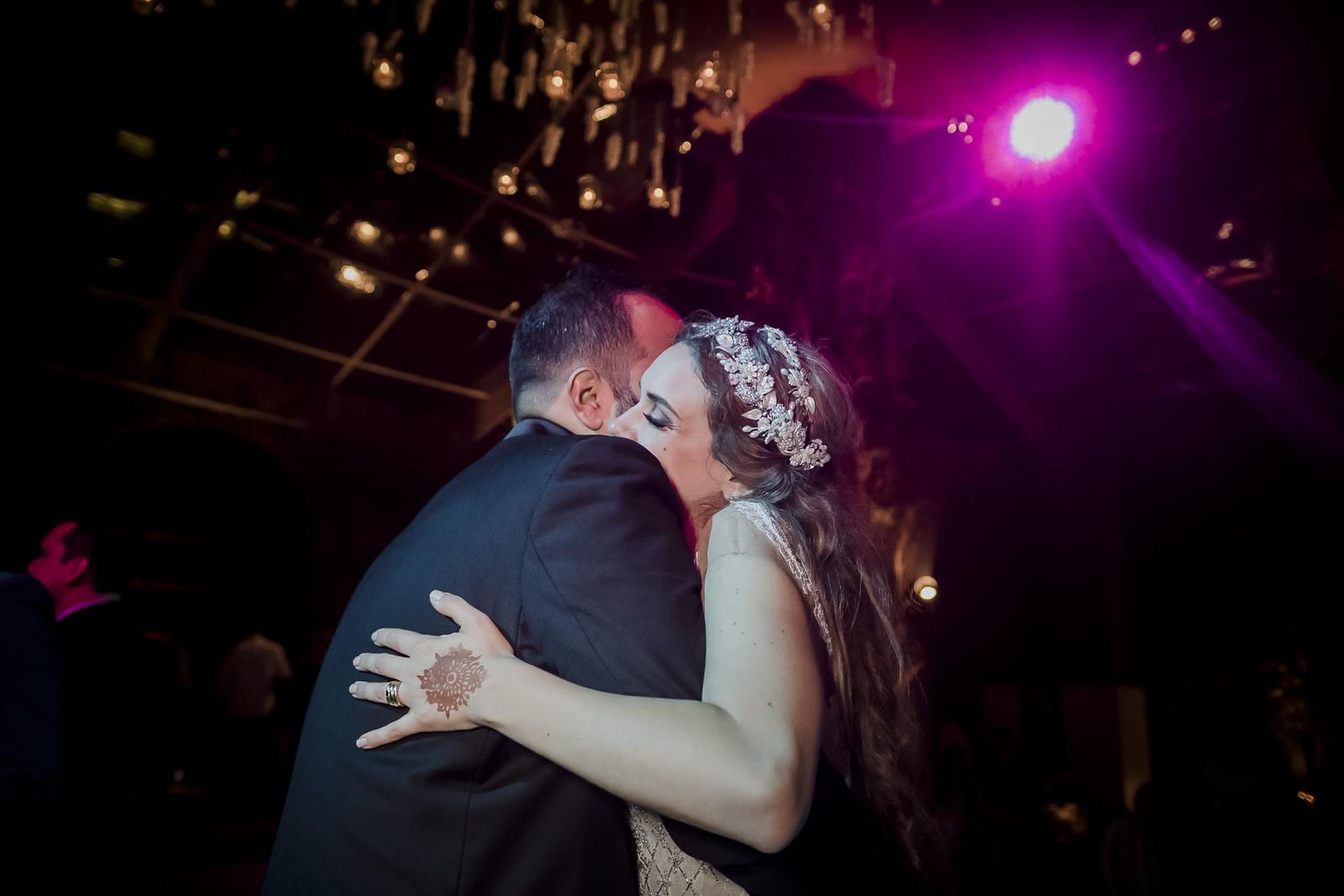 Francesca y Nael boda en Surco